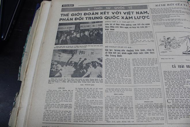 Báo chí Việt Nam viết về cuộc chiến tranh bảo vệ biên giới phía Bắc năm 1979 - Ảnh 15.