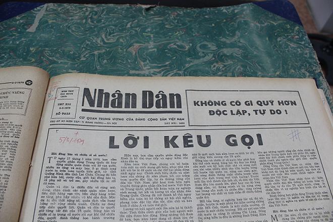 Báo chí Việt Nam viết về cuộc chiến tranh bảo vệ biên giới phía Bắc năm 1979 - Ảnh 20.