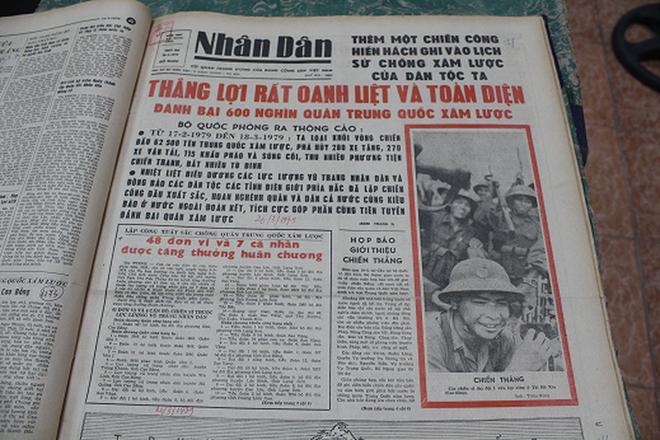 Báo chí Việt Nam viết về cuộc chiến tranh bảo vệ biên giới phía Bắc năm 1979 - Ảnh 23.