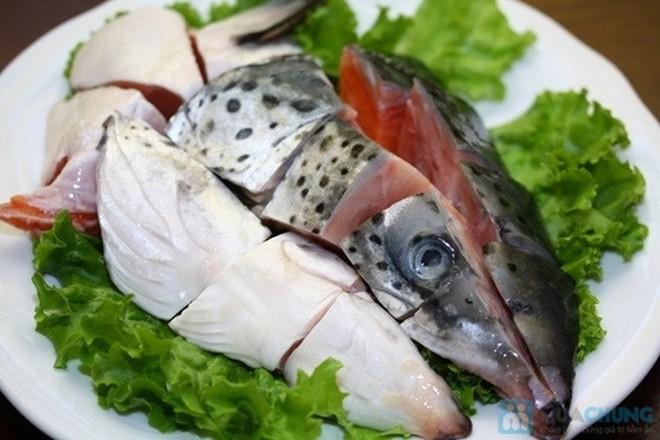 Đầu tôm, cá là nơi tích tụ kim loại nặng: Ăn vượt quá số lượng này có nguy cơ nhiễm độc - Ảnh 4.