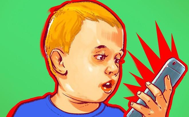 Khi trẻ em dùng điện thoại quá nhiều: Hậu quả nghiêm trọng hơn những gì bạn tưởng tượng