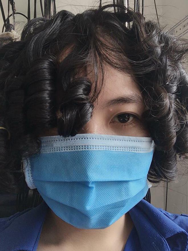Loạt ảnh chứng minh làm tóc ăn Tết chính là cuộc chơi may rủi bậc nhất của hội chị em những ngày này - Ảnh 4.