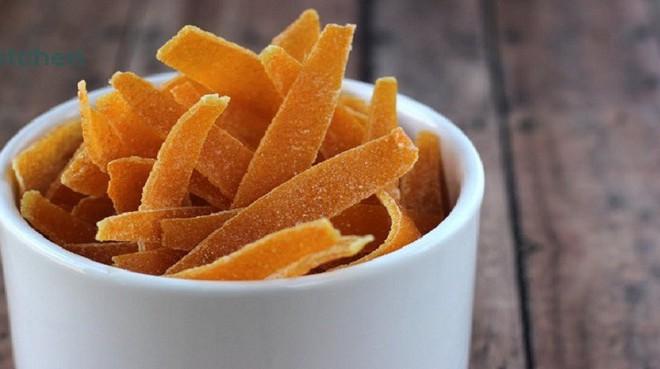 Cách làm mứt bí thanh ngọt đãi khách ngày Tết, ai ăn cũng thích mê - Ảnh 4.
