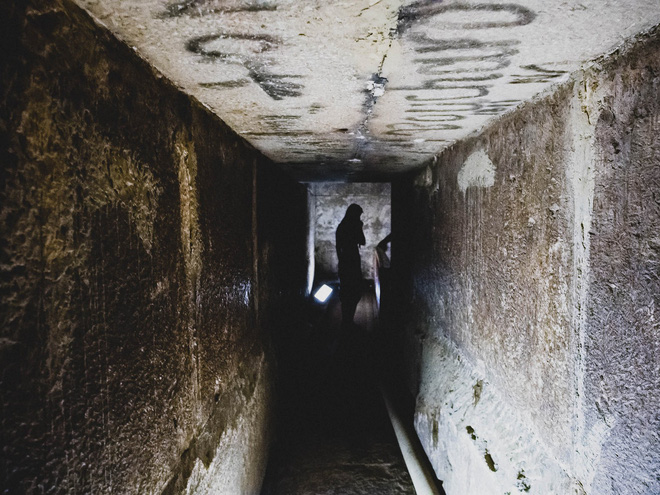 Nghe về kim tự tháp nhiều rồi, đã có ai được vào hẳn bên trong chưa? Đó thực sự là một trải nghiệm... đáng quên - Ảnh 5.