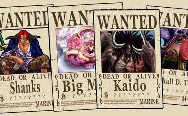 One Piece: 5 sự thật thú vị ít người biết về Shanks Tóc Đỏ, vị Tứ Hoàng được cho là có mức truy nã cao nhất bộ truyện