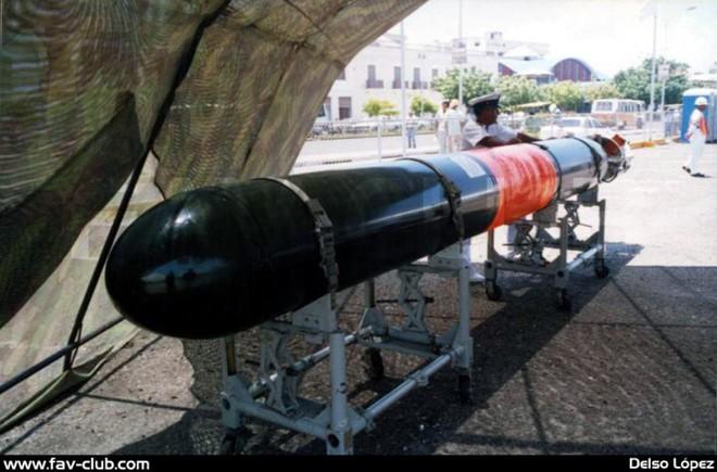 Sức mạnh lực lượng tàu ngầm Hải quân Venezuela - Ảnh 2.