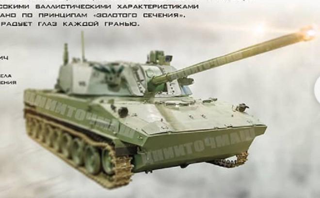 """Hệ thống pháo """"nhảy dù"""" hiện đại của Nga bị rò rỉ"""