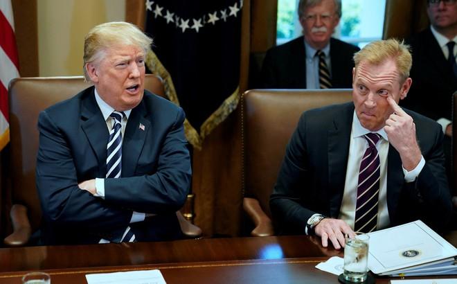 """Hô 3 lần """"Trung Quốc, Trung Quốc, Trung Quốc"""", Quyền Bộ trưởng QP Mỹ nhấn mạnh điều gì?"""