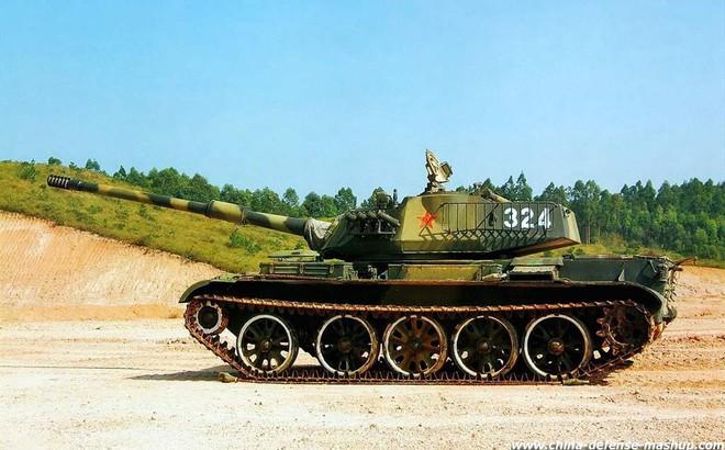 Bộ đội Việt Nam chiếm xe tăng Trung Quốc sản xuất để đánh Khơ me Đỏ: Type 62 đối đầu T-54 chịu sao được nhiệt!