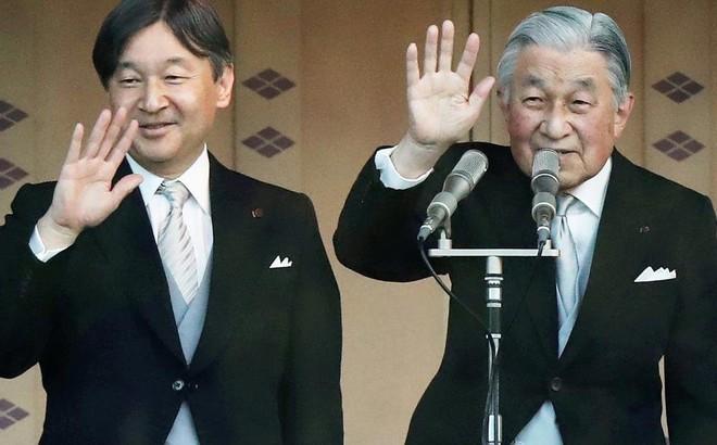 Xúc động Thông điệp Năm mới cuối cùng của Nhật hoàng Akihito