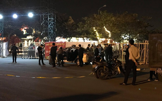 [Nóng] Đã bắt được nghi can cứa cổ tài xế taxi trước sân vận động Mỹ Đình