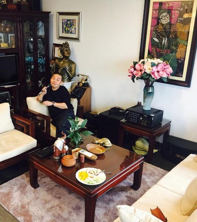 Cận cảnh căn nhà khang trang, sang trọng của vợ chồng danh hài Xuân Hinh - Ảnh 3.