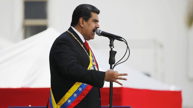 Tổng thống Maduro: Chính ông Trump đã lệnh cho chính quyền và mafia Colombia ám sát tôi - Ảnh 4.