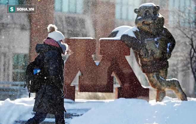 Thành phố của Mỹ đang lạnh hơn cả Nam Cực: Điều kỳ dị gì đã xảy ra? - Ảnh 1.