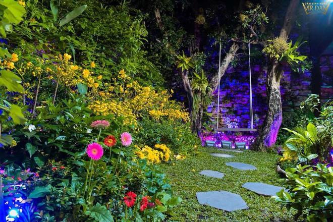 Đàm Vĩnh Hưng khoe căn biệt thự được trang trí hoành tráng, ngập sắc màu chuẩn bị đón Tết Nguyên Đán - Ảnh 3.