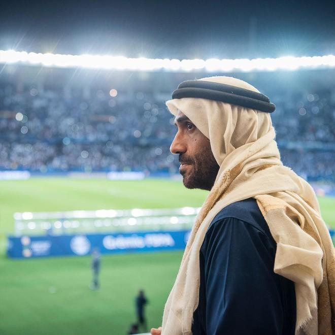 Hoàng tử UAE mua sạch vé trận bán kết với Qatar quyền lực đến cỡ nào? - Ảnh 3.