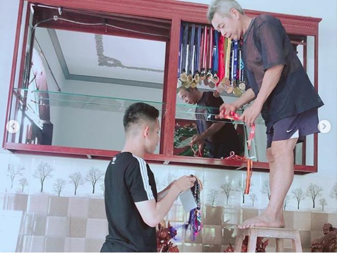 Nghỉ xả hơi ăn Tết, dàn hot boy đội tuyển Việt Nam thi nhau khoe nhà mới, đi chơi cùng bạn gái - Ảnh 6.