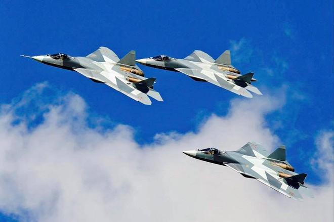 Tiêm kích tàng hình Su-57 Nga đối diện nguy cơ chết yểu: Tại sao? - Ảnh 1.
