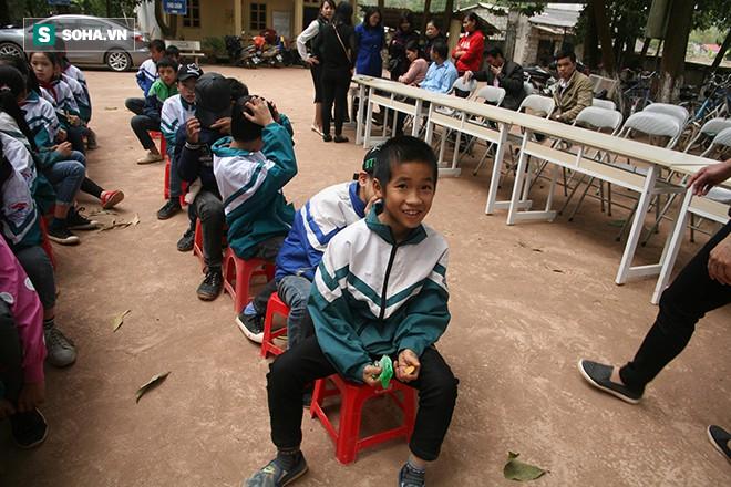 Tết sớm cho học sinh Vân Mộng - Ảnh 5.