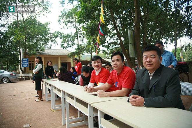 Tết sớm cho học sinh Vân Mộng - Ảnh 6.