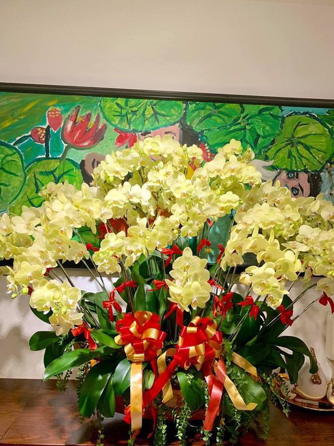Sao Vbiz trang hoàng nhà cửa đón năm mới: Người xa hoa lộng lẫy, người giản đơn vẫn đủ đầy vị Tết! - Ảnh 9.