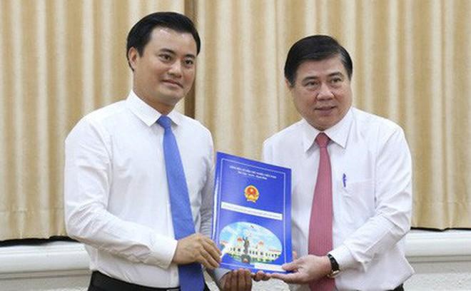 Ông Lê Nguyễn Minh Quang thôi chức Trưởng Ban Quản lý đường sắt đô thị TP HCM