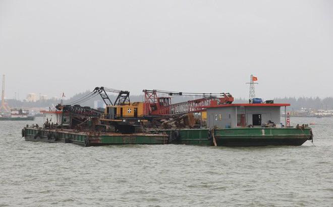 Nhận chìm 15,5 triệu m3 vật chất xuống biển Quảng Ngãi khi xây nhà máy thép Hòa Phát