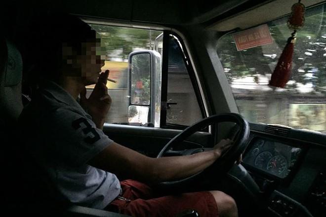 Nhiều tài xế đường dài, bỏ nghề nếu không dùng… ma túy - Ảnh 1.