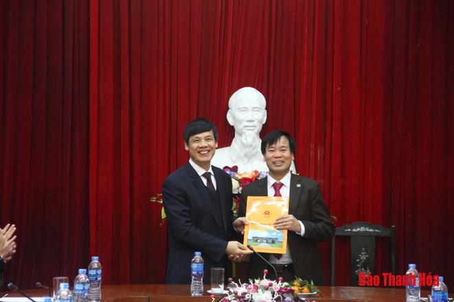 Nhân sự mới Đà Nẵng, An Giang, Thanh Hóa - Ảnh 3.