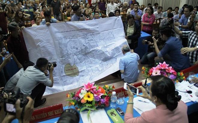 Bí thư Nguyễn Thiện Nhân: 85% dân Thủ Thiêm đồng tình với giải pháp của thành phố