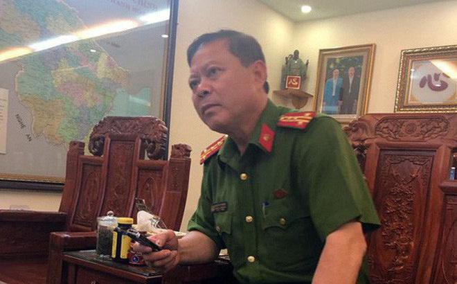 """Chuyển hồ sơ vụ Trưởng CATP Thanh Hóa bị tố nhận tiền """"chạy án"""" sang cơ quan điều tra"""