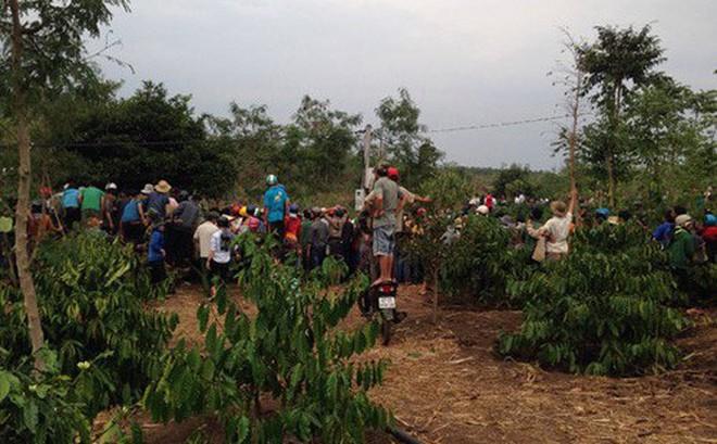 Người dân Phú Quốc phát hiện thi thể phụ nữ mặt có nhiều vết bầm tím, nằm ven bìa rừng