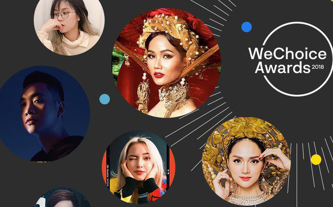 Những điều đặc biệt ở lễ trao giải WeChoice Awards 2018: Sự kiện hot nhất đầu năm 2019 bạn nhất định không thể bỏ lỡ