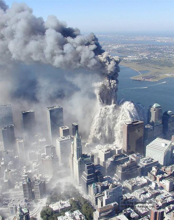 Đòi hàng triệu USD tiền chuộc, nhóm hacker bí ẩn dọa thiêu rụi cốt lõi nước Mỹ bằng sự thật về vụ 11/9 - Ảnh 2.