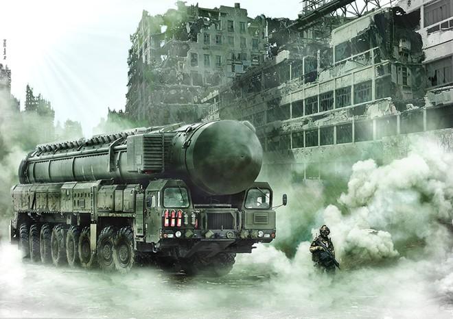 Tư duy logic quân sự thời bá chủ của Mỹ đang... giãy chết: Hãy ngồi xuống, nghe Nga nói! - Ảnh 4.