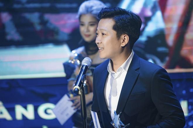 Trường Giang nhận giải Nam diễn viên điện ảnh được yêu thích nhất - Ảnh 3.