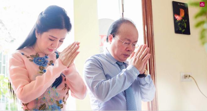 Phu nhân Thứ trưởng Bộ Tài chính: Công khai đám cưới là một sai lầm? - Ảnh 8.