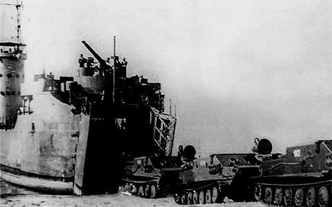 Hạm đội Hải quân Việt Nam đầu tiên trong lịch sử và những chiến công vang dội ở Campuchia