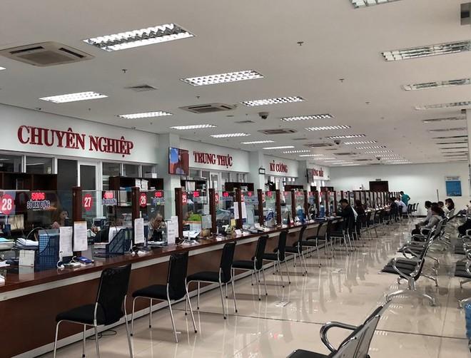 11 bài thi công chức ở Đà Nẵng vi phạm khi chấm lại - Ảnh 1.