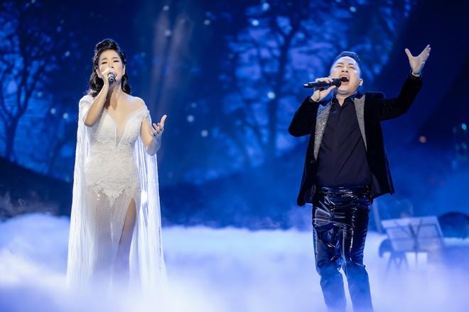 Ca sĩ Thu Phương, Đinh Hiền Anh liên tục bật khóc khi chia sẻ về cố nhạc sĩ An Thuyên - Ảnh 4.