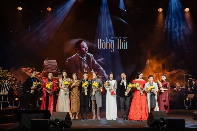 Ca sĩ Thu Phương, Đinh Hiền Anh liên tục bật khóc khi chia sẻ về cố nhạc sĩ An Thuyên - Ảnh 1.