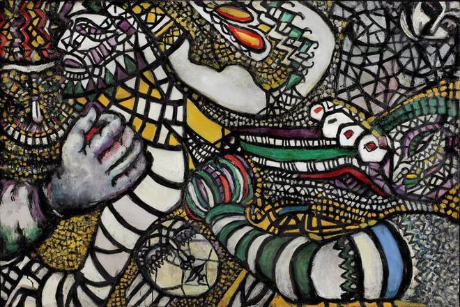 Google 7/1 vinh danh Fahrelnissa Zeid - Nữ nghệ sĩ vĩ đại bậc nhất thế kỷ 20: Bà là ai? - Ảnh 4.