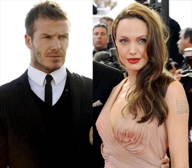 Tạp chí Mỹ gây sốc với tin Angelina Jolie giật David Beckham từ tay Victoria: Chuyện gì đang xảy ra? - Ảnh 2.