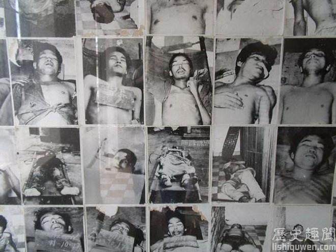 """Thủ đoạn duy nhất của Khmer Đỏ là mệnh lệnh của """"Angkar"""" và súng AK-47 - Ảnh 1."""