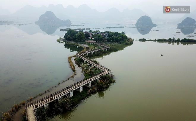 Cận cảnh ngôi chùa lớn nhất Việt Nam - Nơi sẽ đặt báu vật thiên thạch mặt trăng 600.000 USD được đấu giá từ Mỹ - Ảnh 4.