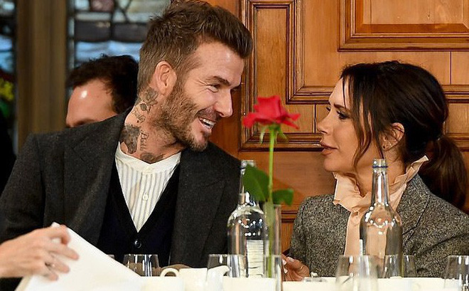 Đây là động thái của vợ chồng Beckham giữa tin đồn bị Angelina Jolie phá hoại hạnh phúc hôn nhân