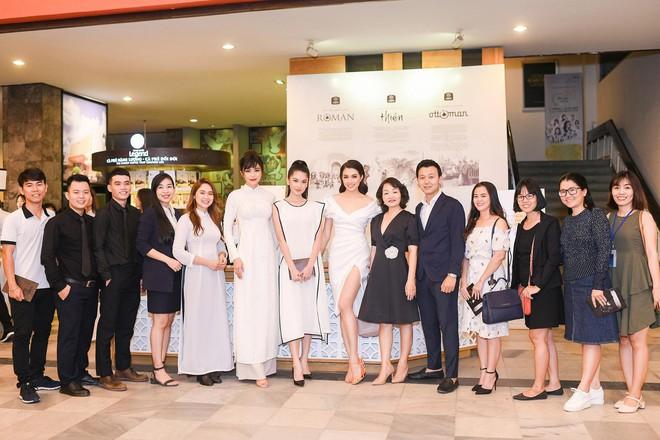 Ngọc Hân giới thiệu BST mang hương sắc cà phê trong Duyên dáng Việt Nam 30 - Ảnh 6.
