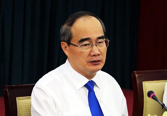 Nhân sự mới Thành ủy TP.HCM: Một tháng nữa sẽ có người thay - Ảnh 1.