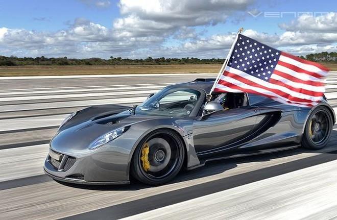 Top 5 siêu xe nhanh nhất thế giới trong năm 2019 - Ảnh 2.
