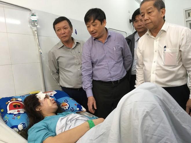 Tài xế vụ xe khách rơi xuống vực khiến 1 nữ sinh tử vong khai do xe mất thắng - Ảnh 4.